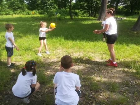 Zdrowo i sportowo w przedszkolu